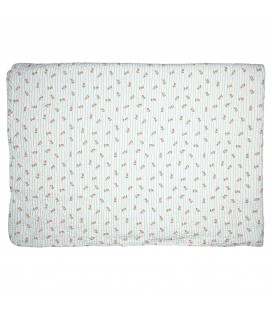 Quilt - Lily White -  Bed Cover (100x140)