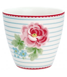 Lattekop - Lily White - Latte Cup