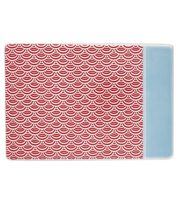 Smørebræt - Nancy Red - Buttering Board