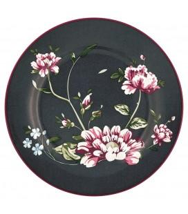 Tallerken - Penelope Dark Grey - Plate