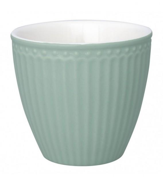 Lattekop Alice dusty mint - Latte Cup