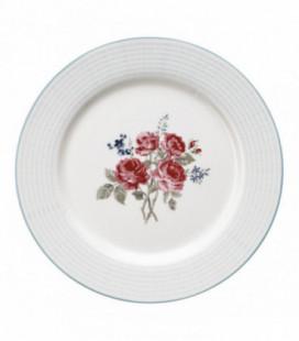 Middagstallerken - Elisabeth pale blue - Dinner plate