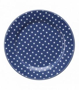 Tallerken - Spot blue - Plate