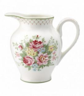Flødekande - Aurelia white - Creamer round