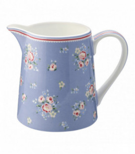 Kande - Nicoline dusty blue 0,5L - Jug