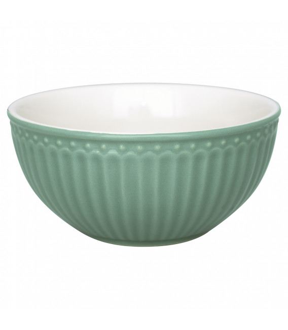 Skål - Alice dusty green - Cereal bowl