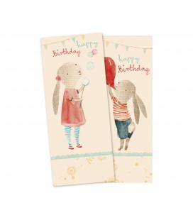 servietter fødselsdag - Napkins Birthday