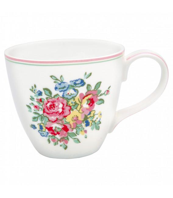 Mug Franka white