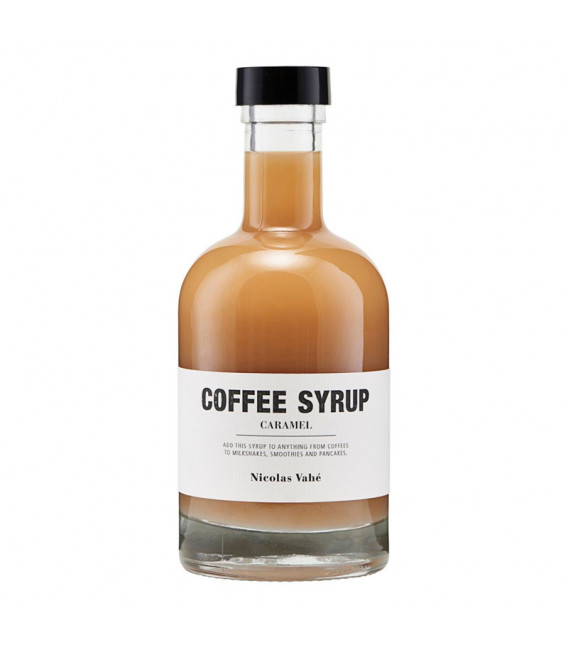 Kaffesirup - Karamel, 25cl