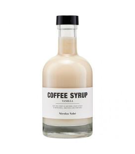 Kaffesirup - Vanilje, 25cl