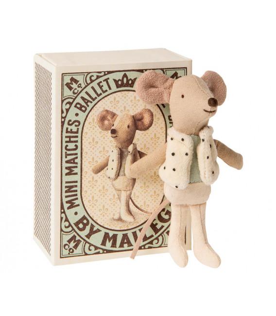 Danser - Lillebror mus i æske