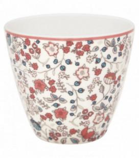 Lattekop - Miley White - Latte cup