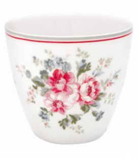 Lattekop - Elouise white - Latte cup
