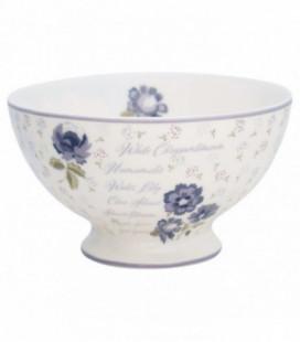 Skål - Beatrice white - Soup bowl