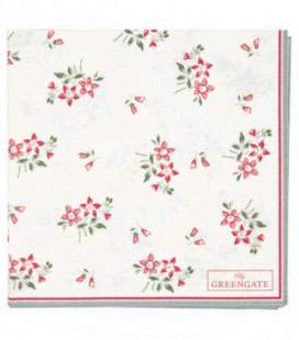 Serivetter - Avery white - Napkin small (20pcs)