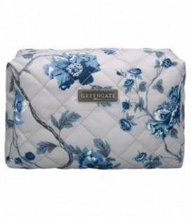Toilettaske - Charlotte grey - Wash bag (Large)