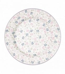 Tallerken - Ginny white - Plate
