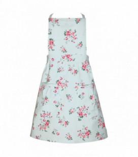 Børneforklæde - Sonia pale blue - Child apron