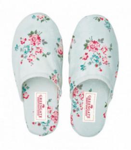 Sutsko - Sonia pale blue - Slippers