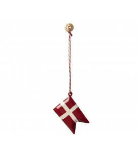 Ornament Danish flag