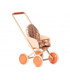 Klapvogn - Stroller, Soft Coral (Str. Micro)