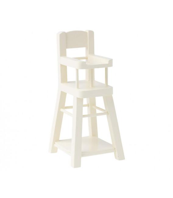 Højstol - High Chair, White (Str. Micro)