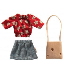 Maileg - Tøj Til Mor Mus