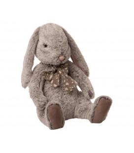 Fluffy bunny, X-Large - Grå