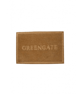 Dørmåtte - Greengate - Doormat nature