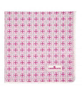 Stofserviet - Harper Pale Pink - Napkin