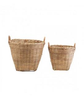 Kurvesæt - Bambus