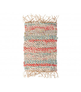Maileg - Miniature tæppe, Multifarvet