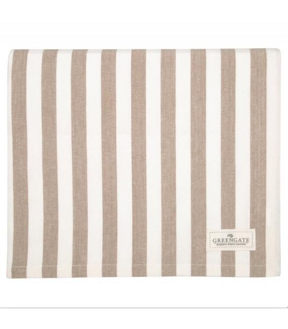 GreenGate - Dug - Rigmor White (145x250 cm)