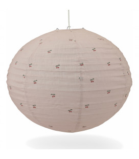 Konges Sløjd - Lampe, Big Pendant Cherry (Ø55)
