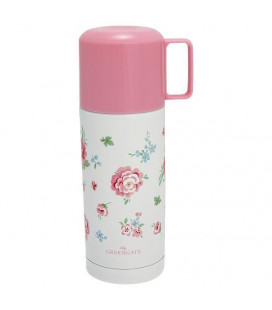 GreenGate - Termokande, Meryl White (350ml)