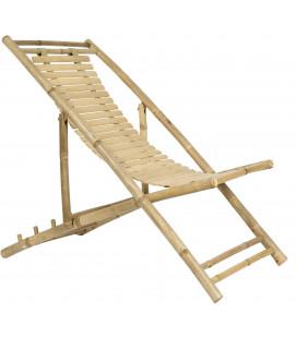 Bambus Solstol