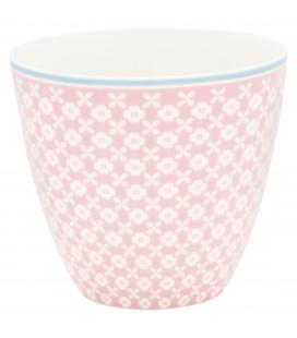 GreenGate - Lattekop, Helle Pale Pink