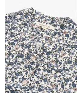 Studio Feder - Pyjamas, Floral Blue