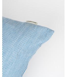 Studio Feder - Pude, Milk Stripe (50x50)