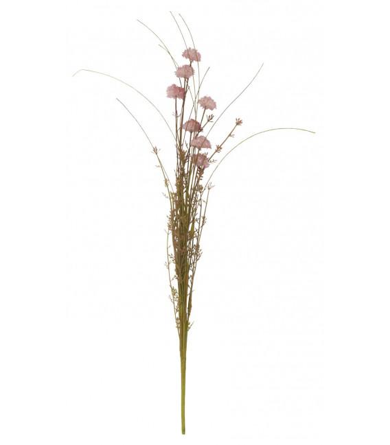 Blomst, Rosa/Grøn
