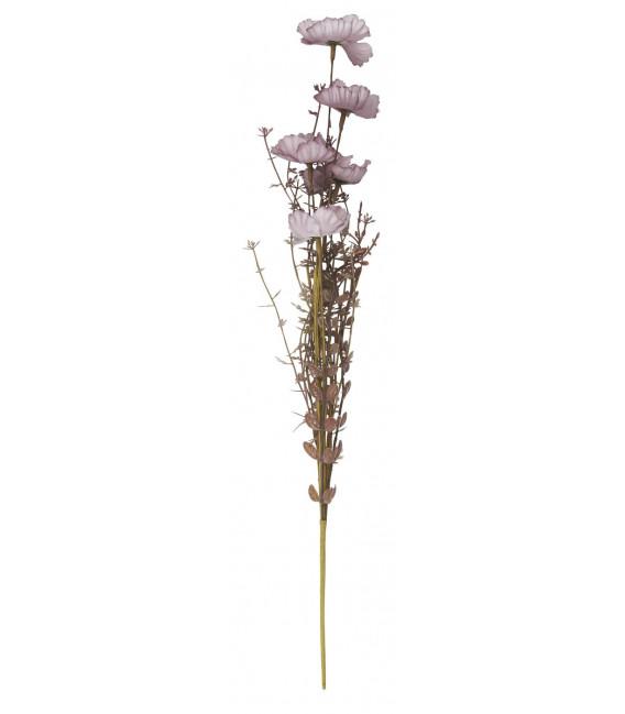 Blomst, Lilla/Grøn