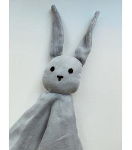 Nusseklud Sleepy Rabbit, Blue Fog